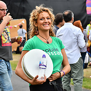 Arianna Flows is a massage Therapist - Mobile Massage at Kew the Music 2019 on 13 July 2019, London, UK.