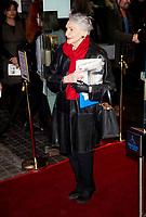 Sian Phillips at the On Blueberry Hill play press night, Trafalgar Studios, London, 11 Mar 2020 Photo by Brian Jordan