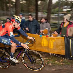 26-12-2019: Cycling: CX Worldcup: Heusden-Zolder: A rare guest: Heinrich Haussler