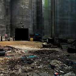Abandoned Grain Silo, Buffalo, NY