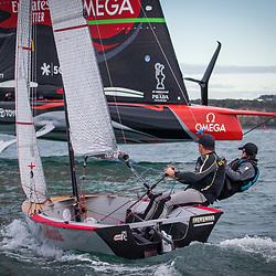Cherub & Emirates Team New Zealand