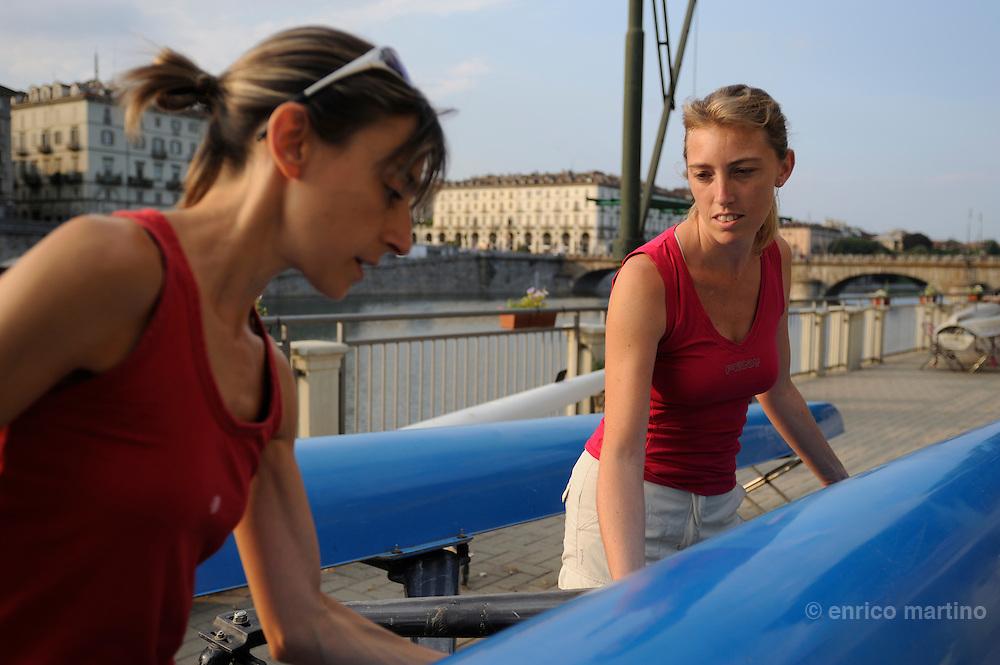 Esperia Rowing Club.