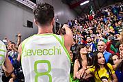 Giacomo Devecchi<br /> Banco di Sardegna Dinamo Sassari - Unet Hapoel Holon<br /> Fiba Europe Cup 2018-2019 Semifinale Gara Ritorno<br /> Sassari, 17/04/2019<br /> Foto L.Canu / Ciamillo-Castoria
