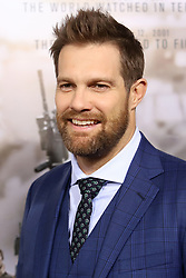 """Geoff Stults attends the premiere of """"12 Strong"""" at Jazz at Lincoln Center's Frederick P. Rose Hall in New York"""