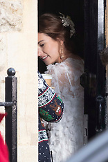 Lily James appears as a bride in new Four weddings and a Funeral special - 14 Dec 2018