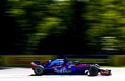 July 29, 2018 - Budapest, Hungary - Motorsports: FIA Formula One World Championship 2018, Grand Prix of Hungary, .#28 Brendon Hartley (NZL, Red Bull Toro Rosso Honda) (Credit Image: © Hoch Zwei via ZUMA Wire)