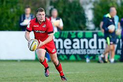 Dan Weir of Edinburgh Rugby - Mandatory by-line: Matt McNulty/JMP - 19 August 2016 - RUGBY - Heywood Road Stadium - Manchester, England - Sale Sharks v Edinburgh Rugby - Pre-Season Friendly