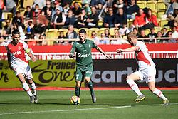 May 5, 2019 - Monaco, France - 07 REMY CABELLA (ASSE) - 09 RADAMEL FALCAO  (Credit Image: © Panoramic via ZUMA Press)