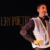 Schtick or Treat - November 1, 2011 - Bowery Poetry Club