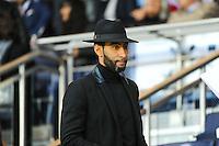 La Fouine - 28.04.2015 - Paris Saint Germain / Metz - Match en retard - 32eme journee Ligue 1<br />Photo : Nolwenn Le Gouic / Icon Sport