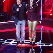 NLD/Amsterdam/20121130 - 4e liveshow The Voice of Holland 2012,