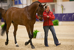 Werth Isabell (GER) - Don Johnson 14 <br /> Reem Acra FEI World Cup Goteborg 2013<br /> © Dirk Caremans