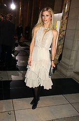 LAURA BAILEY at the British Fashion Awards 2006 sponsored by Swarovski held at the V&A Museum, Cromwell Road, London SW7 on 2nd November 2006.<br /><br />NON EXCLUSIVE - WORLD RIGHTS