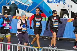 NYC Marathon, the five boroughs represented