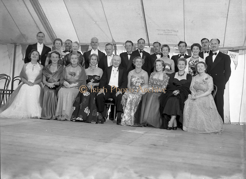 Royal Zoological Society Dinner and Dance.14/06/1956