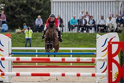 Godel Robin, SUI, Grandeur de Lully CH<br /> FEI EventingEuropean Championship <br /> Avenches 2021<br /> © Hippo Foto - Dirk Caremans<br />  26/09/2021