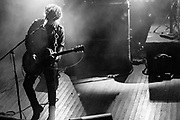 Black Rebel Motorcycle Club at Cleveland House of Blues October 11, 2016 photo by Mara Robinson