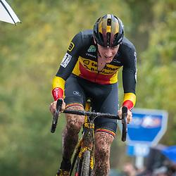 2019-11-01 Cycling: dvv verzekeringen trofee: Koppenbergcross
