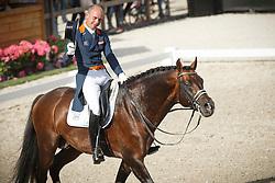 Minderhoud Hans Peter, (NED), Glock's Johnson TN<br /> Kingsley Donadeo Grand Prix<br /> Dutch Championship Dressage - Ermelo 2015<br /> © Hippo Foto - Dirk Caremans<br /> 17/07/15