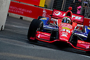 31 August - 2 September, 2012, Baltimore, Maryland USA.Graham Rahal (38) .(c)2012, Jamey Price.LAT Photo USA
