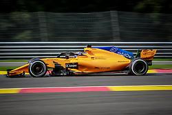 August 24, 2018 - Spa Francorchamps, Belgique - Norris N°47 McLaren (Credit Image: © Panoramic via ZUMA Press)