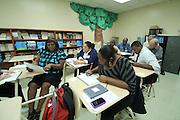 Apollo 20 Tutor Training at Sharpstown High School on August 8, 2012.