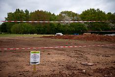 Mass Graves Nottingham - 18 April 2020