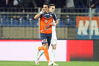 Lucas Barrios (montpellier) but