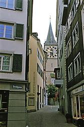 Fraumünster Clock