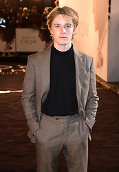 Louis Hofmann attending The White Crow UK Premiere held at the Curzon Mayfair, London.
