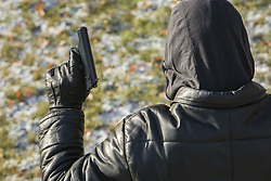 Nov. 4, 2014 - Russia - Gun (Credit Image: © Russian Look/ZUMA Wire)