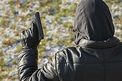 Nov. 4, 2014 - Russia - Gun (Credit Image: © Russian Look/ZUMA Wire)
