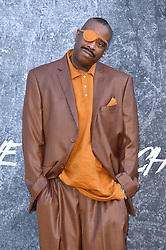 Slick Rick attending the premiere of Yardie at the BFI Southbank, London. Picture date: Tuesday August 21st, 2018. Photo credit should read: Matt Crossick/ EMPICS Entertainment.