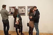 Gerard Byme. Whitechapel Gallery. London. 16 January 2012.
