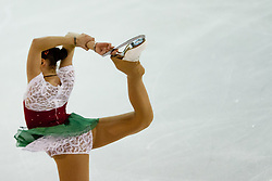 at national figure skating championship for Dragon trophy & Tivoli Cup 2012, on Januar 7, 2012 at Hala Tivoli, Ljubljana, Slovenia. (Photo By Matic Klansek Velej / Sportida)