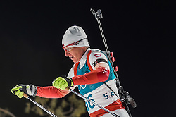 February 12, 2018 - Pyeongchang, Gangwon, South Korea - Magdalena Gwizdon of Poland competing at Women's 10km Pursuit, Biathlon, at olympics at Alpensia biathlon stadium, Pyeongchang, South Korea. on February 12, 2018. Ulrik Pedersen/Nurphoto  (Credit Image: © Ulrik Pedersen/NurPhoto via ZUMA Press)