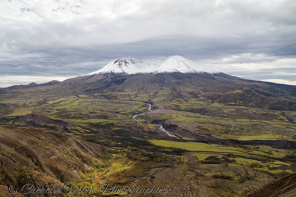 Mount St. Helens in Washington was the location of a major volcanic eruption on the morning of May 18, 1980.  Thirty-six years later the landscape has recovered in amazing ways.