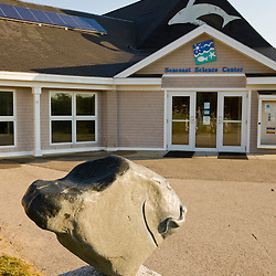 New Hampshire Audubon's Seacoast Science Center in Odiorne State Park in Rye, New Hampshire.