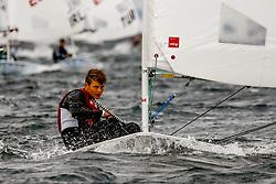 , Kieler Woche 16.06. - 24.06.2018, Laser Rad. - SUI 202058 - Joshua RICHNER - Gstaad Yacht Club