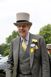 SIR TOBIAS CLARKE at the 2nd day of the 2013 Royal Ascot Horseracing festival at Ascot Racecourse, Ascot, Berkshire on 19th June 2013.