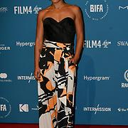 Nina Toussaint White Arrivers at The 21sh British Independent Film Awards at 1 Old Billingsgate Walk on 21 December 2018, London, UK.
