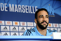 Adil Rami for Marseille - 19 July 2017