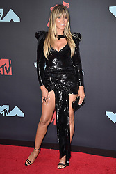 Heidi Klum attends the 2019 MTV Video Music Awards at Prudential Center on August 26, 2019 in Newark, New Jersey. Photo by Lionel Hahn/ABACAPRESS.COM