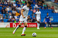 Bournemouth defender Gary Cahill (24) in action during the EFL Sky Bet Championship match between Cardiff City and Bournemouth at the Cardiff City Stadium, Cardiff, Wales on 18 September 2021.