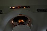 Cuiaba_MT, Brasil...Sala de tomografia computadorizada localizada na unidade de saude em Cuiaba, Mato Grosso...Computed tomography in heath unit in Cuiaba, Mato Grosso...Foto: LEO DRUMMOND / NITRO
