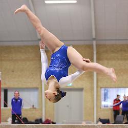 GYM: Kvalifikation til DM for Hold 2016 - Idrætsgymnastik kvinder
