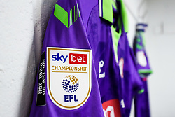 General View in the Bristol City dressing room - Rogan/JMP - 28/10/2020 - Vitality Stadium - Bournemouth, England - Bournemouth v Bristol City - Sky Bet Championship.