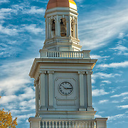 The iconic  Bell Tower on the University of Mary Washington campus in Fredericksburg, VA.