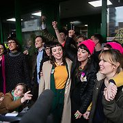 The sentencing of the Stansted 15