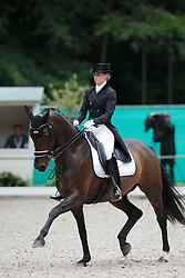 Barbancon Mestre Morgan, (ESP), Vitana V<br /> CDI3* Grand Prix<br /> CHIO Rotterdam 2015<br /> © Hippo Foto - Dirk Caremans<br /> 19/06/15